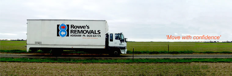 Rowe's Removals